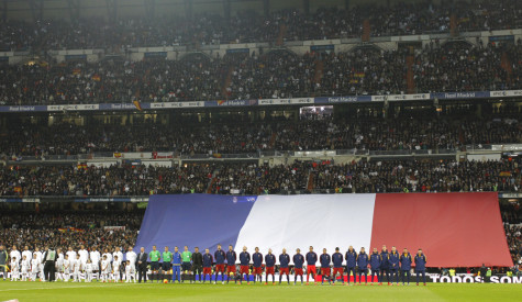 The Aftermath of Paris on World Football
