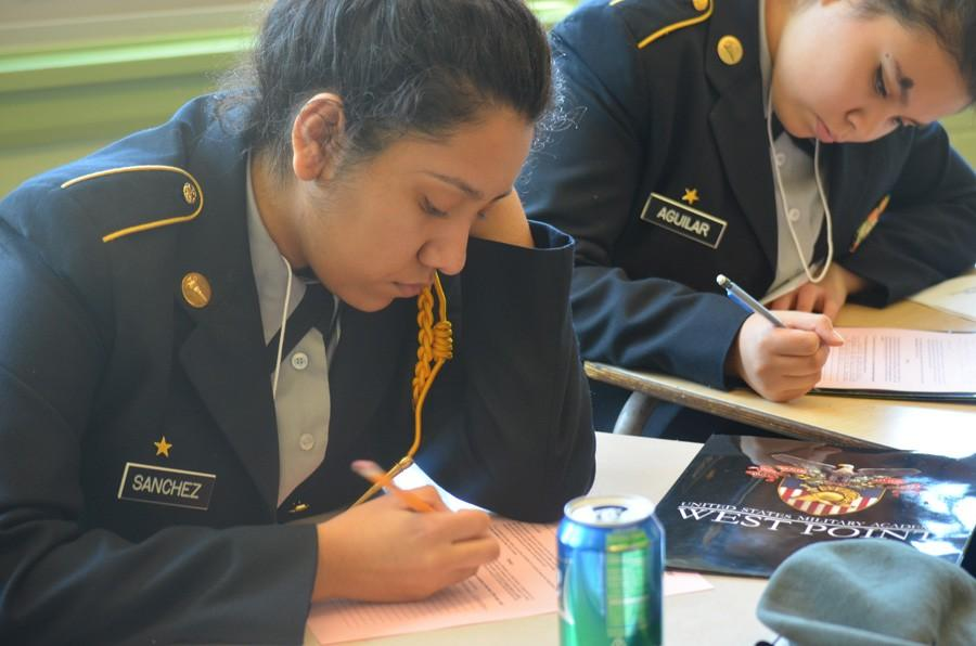 West Point LEADS:  Demonstrating Leadership and Ethics