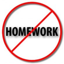 Why Parents Should Not Make Kids Do Homework  Time