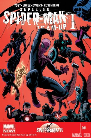 Superior Spider-man comic review