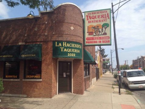 La Haciendita is just Around the Corner