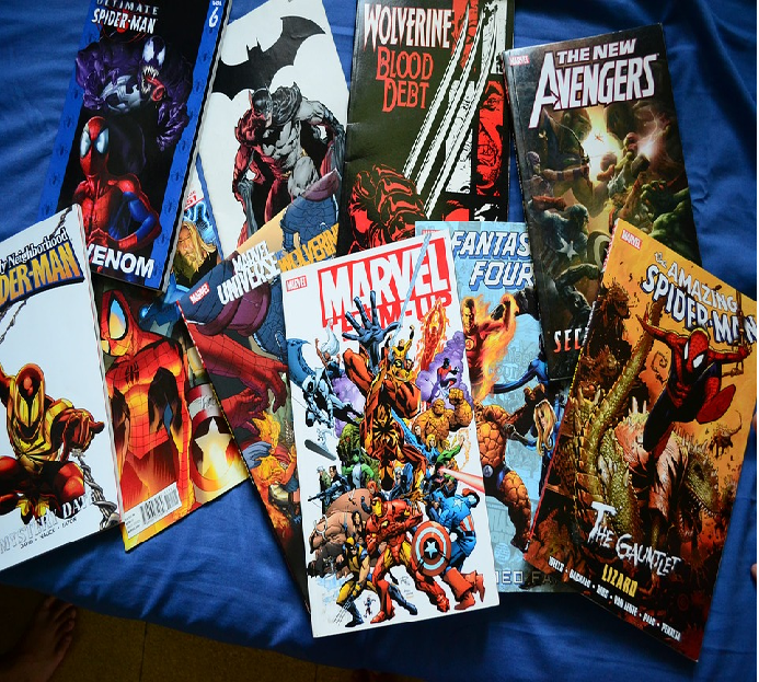The Fall of Marvel Comics