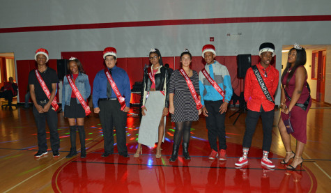 Homecoming Court: Who Will Be Crowned?