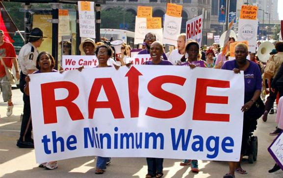 Argument to Increase Minimum Wage