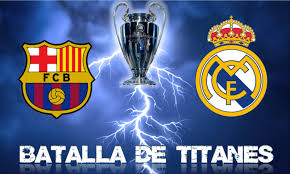 El Clasico for the title