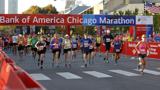 Chicago+Marathon