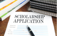 Seniors Applying for Scholarships