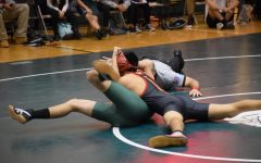 Wrestling at Kelly
