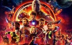 Avengers Infinity War Part One Trailer