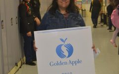 Golden Apple Award Winner